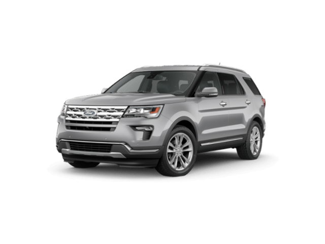 2019 Ford Explorer Limited SUV 1FM5K8F83KGA43944